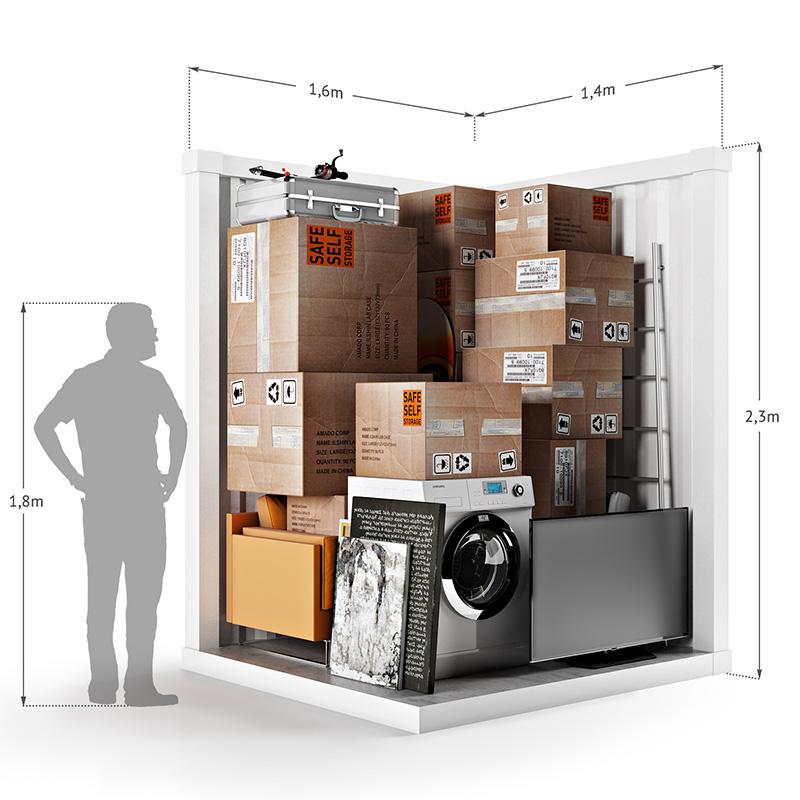 selfstorage lagerraum mieten in wien safe self storage. Black Bedroom Furniture Sets. Home Design Ideas